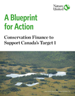 Conservation Finance to Support Canada's Target 1